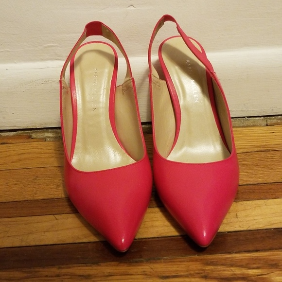 8189b6352aa Karen Millen Shoes | Slingback Pumps | Poshmark